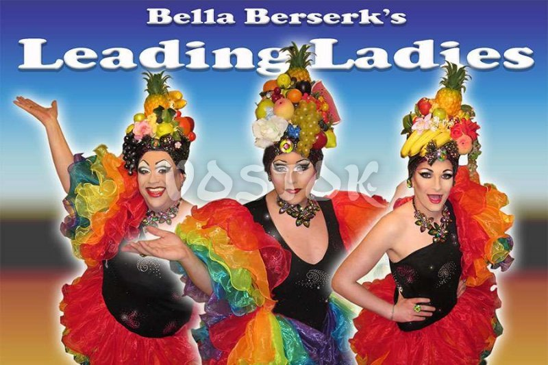 Bella Berserk and her ladies