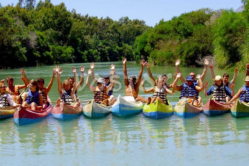 Hello everybody, are you ready for Xanthos River Canoeing?