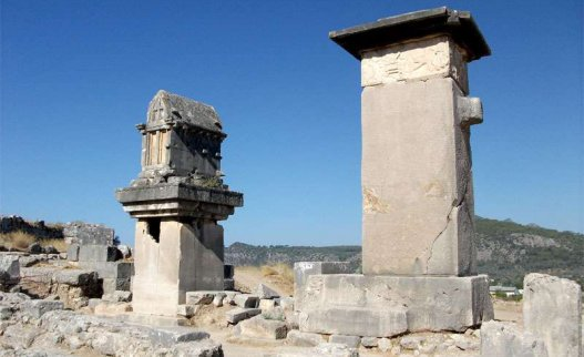 Xanthos Ancient City