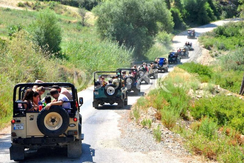 Jeep Safari From Hisaronu And Oludeniz Fethiye Jeep Safari Tours