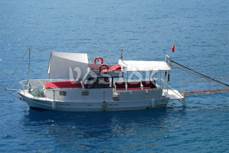 Fishing boat for Oludeniz fishing boat tours